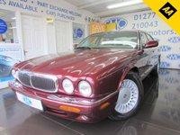 USED 1998 R JAGUAR XJ 3.2 SOVEREIGN V8 4d AUTO 240 BHP