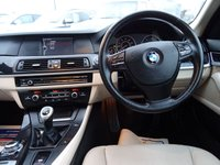 USED 2012 12 BMW 5 SERIES 2.0 520D SE 4d 181 BHP 8 SERVICE STAMPS WITH RECEIPTS OF OTHER WORK, MOT, 1 FORMER KEEPER. FACTORY FITTED OPTIONAL EXTRAS OF METALLIC PAINT WORTH £655With 1 former keeper, the original keeper holding the car for the first 3 years and then the current owner since 2015. It comes with a current MOT and has 2 keys. The service book shows a total of 8 service stamps. The first 6 are with BMW specialist garages with stamps at 21,797 / 25,956 / 39,583 / 55,992 / 57,193 / 74,165. Independant garage @ 86,701 & 98,009 miles