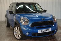 USED 2011 61 MINI COUNTRYMAN 2.0 COOPER SD ALL4 5d 141 BHP