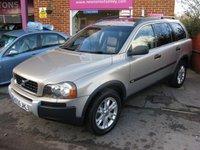 2005 VOLVO XC90 2.9 T6 SE 5d AUTO 269 BHP £SOLD