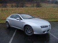 2007 ALFA ROMEO BRERA 3.2 JTS V6 Q4 SV 2d 260 BHP £5490.00