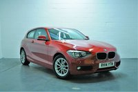 2014 BMW 1 SERIES 1.6 116D EFFICIENTDYNAMICS 3d 114 BHP £7795.00