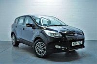 2014 FORD KUGA 2.0 TITANIUM TDCI 5d 160 BHP £9395.00