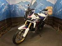 USED 2016 16 HONDA CRF1000L AFRICA TWIN CRF 1000 D-G DCT AUTO SHIFT ABS LOW MILES ONE OWNER 2016