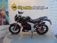USED 2017 17 LEXMOTO VENOM EFI SK 125-22 E4 12 BHP GOOD BAD CREDIT ACCEPTED, NATIONWIDE DELIVERY,APPLY NOW