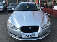USED 2011 60 JAGUAR XF 3.0 V6 S LUXURY 4d AUTO 275 BHP Full service history,   Full leather upholstery,   Electric/Heated front seats,   Bluetooth,   Satellite Navigation,   Paddleshift controls,   Reversing camera plus front and rear sensors