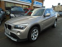 USED 2012 12 BMW X1 2.0 SDRIVE20D SE 5d AUTO 174 BHP