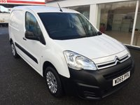 2015 CITROEN BERLINGO 625 ENTERPRISE L1 H1 1.6 HDI 75 £7495.00
