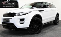 USED 2012 61 LAND ROVER RANGE ROVER EVOQUE 2.2 SD4 DYNAMIC LUX 3d AUTO 190 BHP *LUX PACK-BLACK PACK-PAN ROOF*
