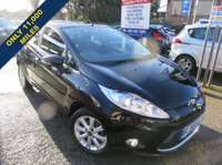 USED 2009 59 FORD FIESTA 1.4 ZETEC TDCI 5d 68 BHP Only 11,000 miles