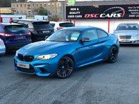 2016 BMW M2 3.0 M2 2d AUTO 365 BHP £39995.00