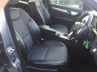 USED 2011 11 MERCEDES-BENZ C CLASS 2.1 C220 CDI BLUEEFFICIENCY SPORT 4d AUTO 168 BHP