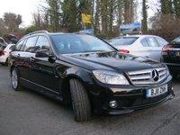 USED 2011 11 MERCEDES-BENZ C CLASS 2011 11-Reg Mercedes C220 CDI AMG Sport Blue F Estate,85,000 Miles!!!