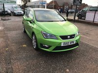 USED 2012 12 SEAT IBIZA 2.0 CR TDI FR 5d 141 BHP Full Service History-1 Former Keeper-5 Door-Panoramic Roof-Climate Control