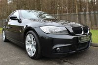 USED 2010 60 BMW 3 SERIES 2.0 320D M SPORT 4d 181 BHP A BEAUTIFUL 320D WITH SERVICE HISTORY AND NICE SPEC!!!