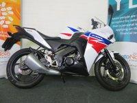 2013 HONDA CBR 125cc CBR 125 R-D  £1990.00