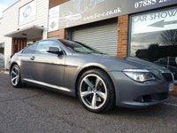 2008 BMW 6 SERIES 3.0 635D SPORT 2d AUTO 282 BHP £SOLD