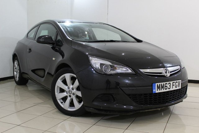 View our 2014 63 VAUXHALL ASTRA 1.7 GTC SPORT CDTI ECOFLEX S/S 3DR 108 BHP