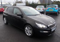 USED 2014 PEUGEOT 308 1.6 HDI ACTIVE 5d 92 BHP FREE ROAD TAX