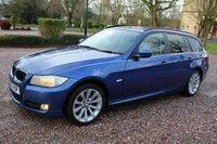 2010 BMW 3 SERIES 2.0 318D SE TOURING 5d 141 BHP £5790.00