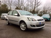USED 2006 06 FORD FIESTA 1.6 GHIA 16V 5d PART EXCHANGE TO CLEAR MOT JAN 19