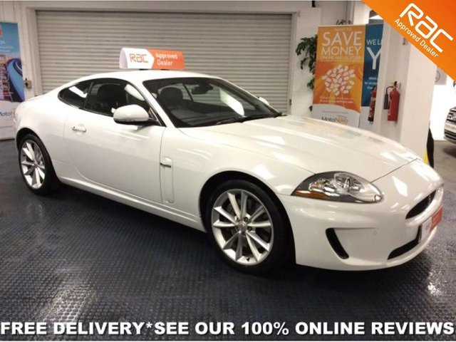 2011 11 JAGUAR XK 5.0 V8 2 DOOR COUPE SPECIAL EDITION