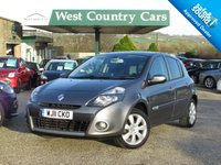 USED 2011 11 RENAULT CLIO 1.1 GT LINE TOMTOM TCE 5d 100 BHP Only 2 Local Owners From New