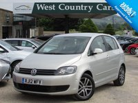 USED 2012 12 VOLKSWAGEN GOLF PLUS 1.6 SE TDI BLUEMOTION DSG 5d 103 BHP Well Equipped Family MPV
