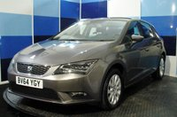 2014 SEAT LEON 1.2 TSI SE TECHNOLOGY DSG 5d AUTO 110 BHP £9295.00