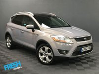 USED 2012 62 FORD KUGA 2.0 TITANIUM X TDCI 5d  * 0% Deposit Finance Available