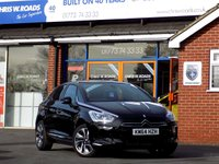 USED 2014 64 CITROEN DS5 2.0 HDI DSPORT 5d 161 BHP *ONLY 9.9% APR with FREE Servicing*