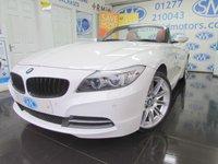 2011 BMW Z4 2.5 Z4 SDRIVE23I HIGHLINE EDITION 2d 201 BHP £11494.00