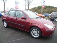 2003 FORD FOCUS 1.6 LX 5d 99 BHP £750.00
