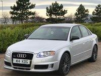 2005 AUDI A4 2.0 T FSI QUATTRO DTM 4d 217 BHP £5995.00