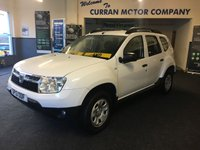 2013 DACIA DUSTER 1.5 AMBIANCE DCI 4WD 5d 109 BHP £7236.00