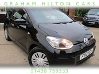 2012 VOLKSWAGEN UP 1.0 MOVE UP BLUEMOTION TECHNOLOGY 3d 59 BHP £4800.00