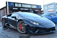 USED 2018 67 LAMBORGHINI HURACAN LP 640-4 Performante 2dr LDF 5.2 VAT QUALIFYING PERFORMANTE, £35k worth of extras