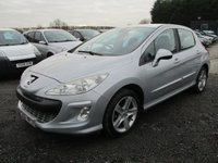 USED 2007 57 PEUGEOT 308 1.6 SPORT 5d 118 BHP EXCELLENT VALUE SERVICE HISTORY