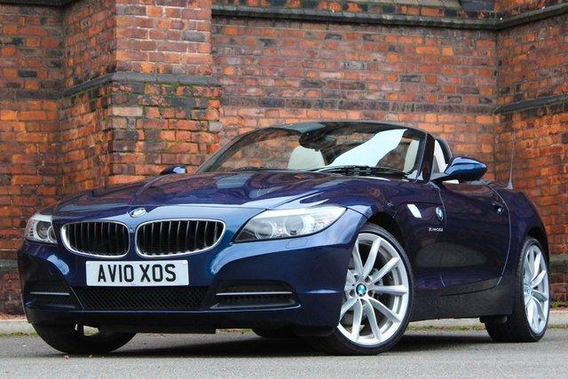 2010 10 BMW Z4 3.0 30i sDrive 2dr