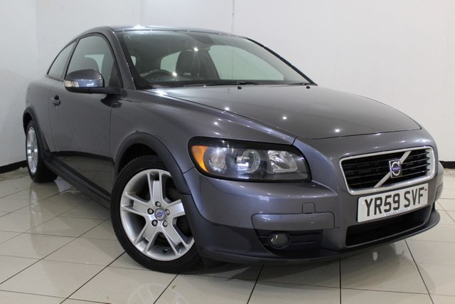 View our 2009 59 VOLVO C30 1.6 D DRIVE SE 3DR 109 BHP