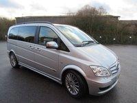 2011 MERCEDES-BENZ VIANO 3.0 122 CDI BLUEEFFICENCY AVANTGARDE 5d AUTO 224 BHP £21995.00