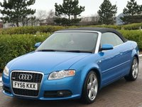 2006 AUDI A4 2.0 TDI S LINE 2d 141 BHP £4995.00