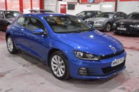 2015 VOLKSWAGEN SCIROCCO 1.4 TSI BLUEMOTION TECHNOLOGY 2d 123 BHP £13985.00