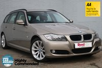 USED 2010 60 BMW 3 SERIES 2.0 318I SE BUSINESS EDITION TOURING 5d 141 BHP FULL SERVICE HISTORY + SATNAV