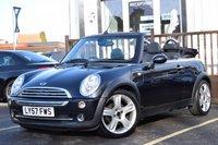 2008 MINI CONVERTIBLE 1.6 COOPER 2d 114 BHP £3995.00