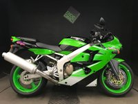 USED 2000 KAWASAKI ZX6 R J1. SERVICES. 8687 MILES. LOVELY CLEAN BIKE