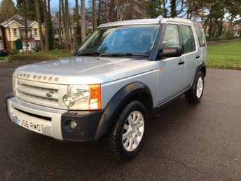 2006 LAND ROVER DISCOVERY 2.7 3 TDV6 SE 5d AUTO 188 BHP £7750.00
