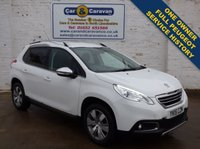 USED 2015 15 PEUGEOT 2008 1.2 ALLURE 5d 82 BHP One Owner Full Peugeot History 0% Deposit Finance Available
