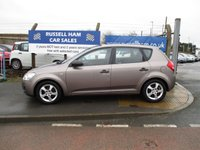 USED 2008 08 KIA CEED 1.6 SR 5d 121 BHP 3 Stamps Of Service History .2 Former Keepers .New MOT & Full Service Done on purchase + 2 Years FREE Mot & Service Included After . 3 Months Russell Ham Quality Warranty . All Car's Are HPI Clear . Finance Arranged - Credit Card's Accepted . for more cars www.russellham.co.uk  - Spare key and book pack .