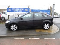 2009 FORD FOCUS 1.8 STYLE 5d 125 BHP £3695.00